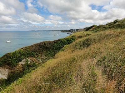 Sentier côtier jusqu'à la Pointe de Taillefer (Belle-Ile-en-Mer)
