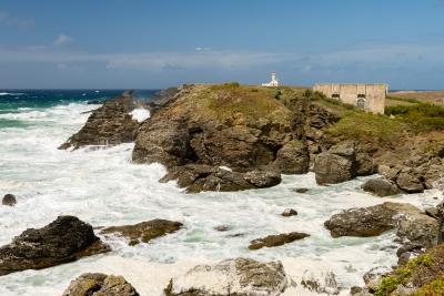 La pointe des Poulains (Belle-Ile-en-Mer)