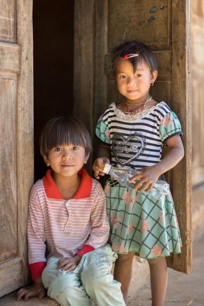 Village de Kyauk Daing