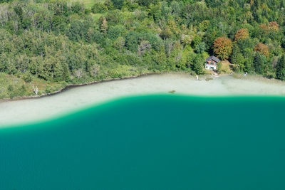 Lac du grand Maclu