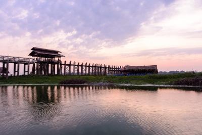 U-Bein bridge (Amarapura)