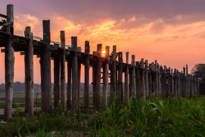 U-Bein bridge (Amarapura)