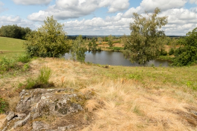 Boucle Entre étangs et prairies
