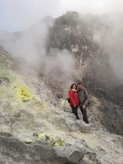 Volcan Sibayak