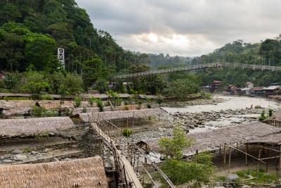 Village de Bukit Lawang