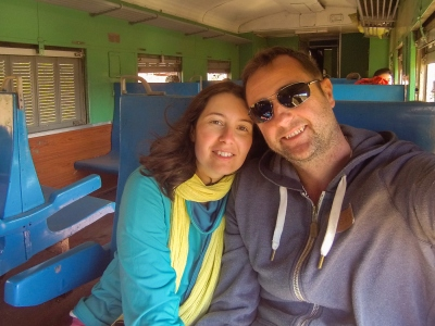 Train Inle-Kalaw